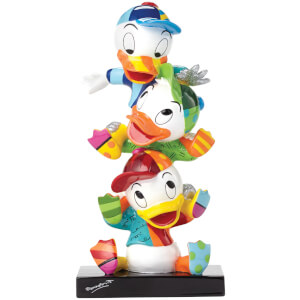 Enesco Disney Britto Huey, Dewey and Louie Figurine 21cm