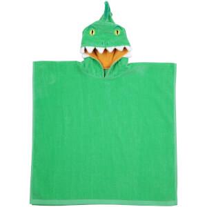Sunnylife Kids Hooded Beach Towel - Croc