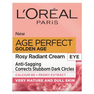 L'Oréal Paris Golden Age Eye Rosy Glow Cream 15ml