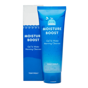 TONYMOLY Moisture Boost Gel to Water AM Cleanser 180ml