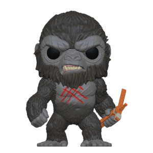 Godzilla vs Kong Battle Worn Kong Pop! Vinyl Figure