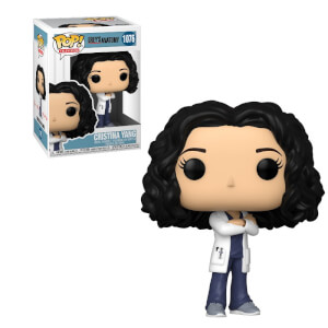 Grey's Anatomy Cristina Yang Pop! Vinyl Figure