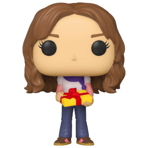 Figurine Pop! Hermione Granger Noël - Harry Potter