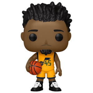 NBA Utah Jazz Donovan Mitchell Alternate Funko Pop! Vinyl