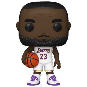 NBA LA Lakers Le Bron James Alternate Funko Pop! Vinyl