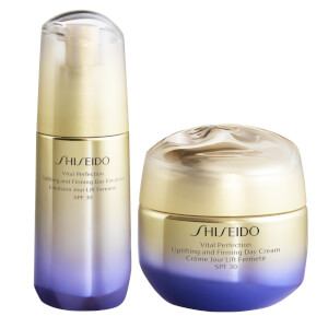 Shiseido Vital Perfection Day Routine Bundle