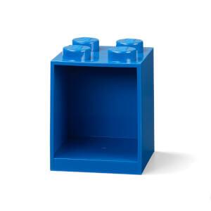 LEGO Storage Brick Shelf 4 - Blue