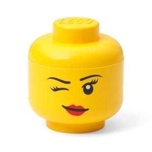 LEGO Storage Mini Head - Winky