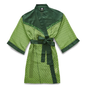 DC Comics Women's Poison Ivy Chiffon Cover up Robe