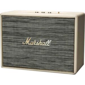 Marshall Woburn Cream Bluetooth Speaker - UK Plug