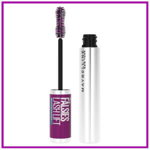 Maybelline Waterproof Mascara Instant Lash Lift Look - 01 Black
