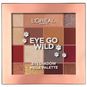 L'Oréal Paris Eye Go Wild Eyeshadow Palette