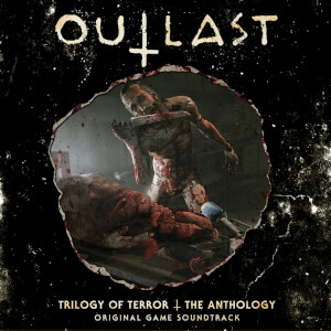 Outlast: Trilogy of Terror The Anthology - Bande Originale du Jeu 2x Color LP