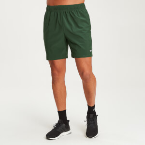 Leichte gewebte Essential Training Shorts - Hunter Green