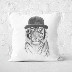 Welcome To The Jungle Cushion Square Cushion