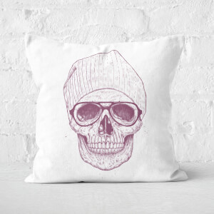 Cool Skull Cushion Square Cushion