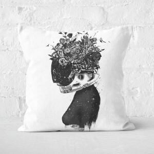 Hybrid Girl Cushion Square Cushion