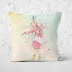 Dancing Queen Cushion Square Cushion