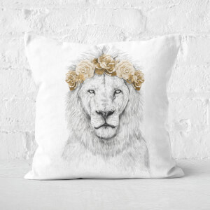 Festival Lion 2 Cushion Square Cushion