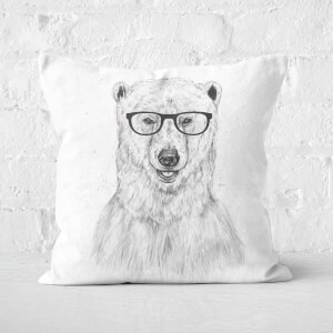 Geek Bear Cushion Square Cushion