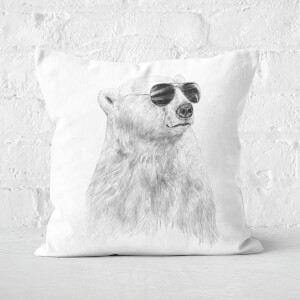 Don't Let The Sun Go Down Cushion Square Cushion