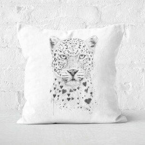 Lovely Leopard Cushion Square Cushion