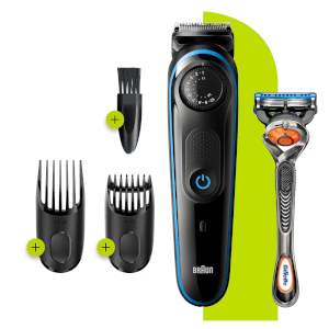 Beard Trimmer 3 - 2 Attachments