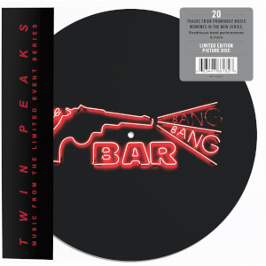 Twin Peaks (Music From The Limited Event Series) Picture Disc