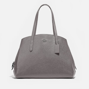 Coach Women's Charlie 40 Carryall Bag - Heather Grey