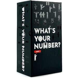 What's Your Number? Card Game