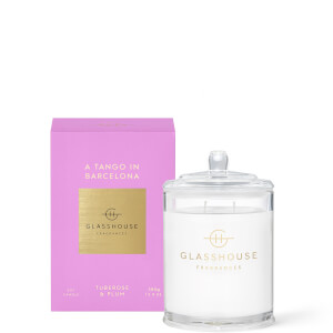 Glasshouse A Tango in Barcelona Candle 380g