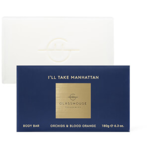 Glasshouse I'll Take Manhattan Body Bar 180g