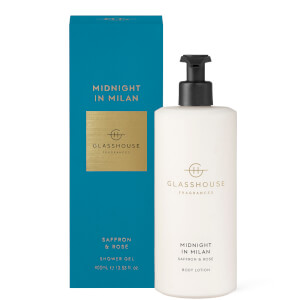 Glasshouse Fragrances Midnight In Milan Body Lotion 400ml