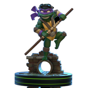 Figurine Q-Fig Tortues Ninja Donatello 13 cm - Quantum Mechanix