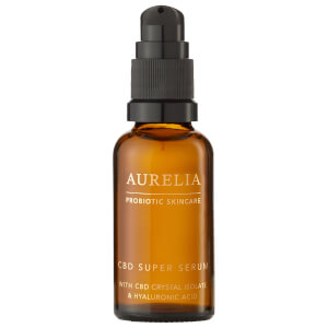 Aurelia Probiotic Skincare CBD Super Serum 1 oz