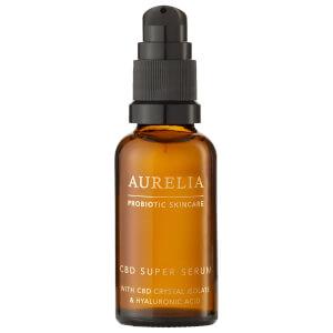 Aurelia Probiotic Skincare CBD Super Serum 1 oz