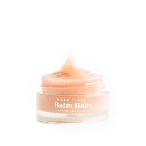 NCLA Beauty Balm Babe Peach Lip Balm