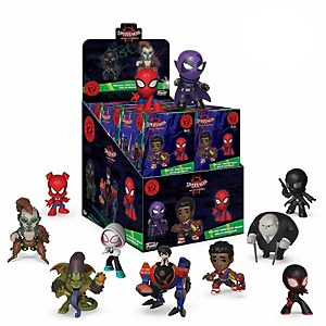 Spider-Man Into the Spider-Verse Mystery Minis 1pc