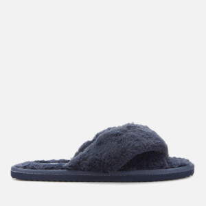 Superdry Women's Slippers - Navy
