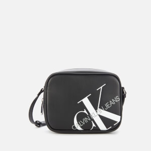 Calvin Klein Jeans Women's Logo Camera Bag - Black