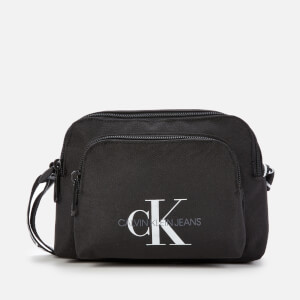 Calvin Klein Jeans Women's Nylon Camera Bag - Black