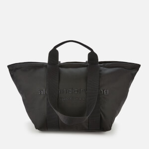 Alexander Wang Women's Primal Canvas Large Tote Bag - Black