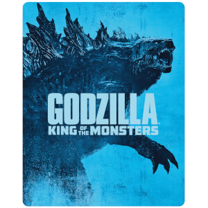 Godzilla King of the Monsters - 3D Limited Edition Steelbook (Includes 2D Blu-ray)