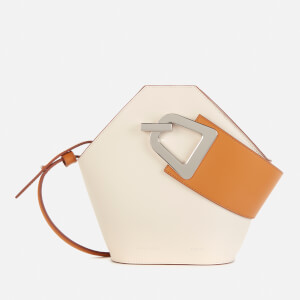 Danse Lente Women's Mini Johnny Bag - Light Beige/Camel