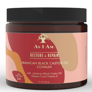 As I Am Jamaican Black Castor Oil CoWash
