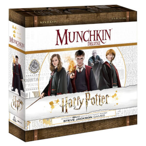 Munchkin Deluxe: Harry Potter Card Game