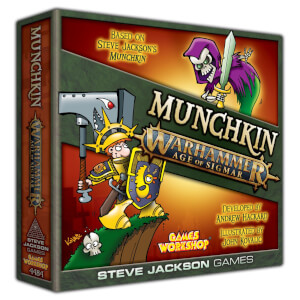 Munchkin Warhammer Age of Sigmar Card Game