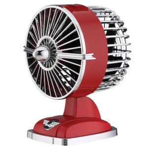 SMART Retro Mini USB Jet Fan with Aroma Dispenser