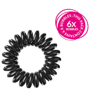 brushworks Wonder Bobble - Black (Pack of 6)