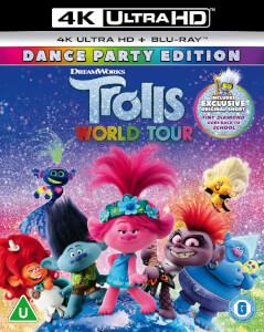 Les Trolls 2 - Tournée mondiale - 4K Ultra HD